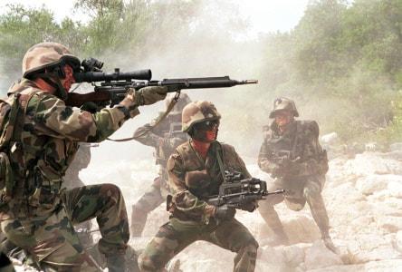 Fonds D Ecran Militaire